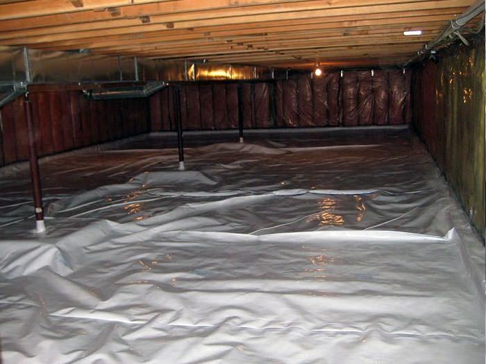 Crawl Space Improvements In Michigan Aee